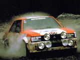 Mitsubishi Lancer 2000 Turbo Rally Version 1982 wallpapers
