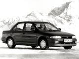 Mitsubishi Lancer 1991–95 wallpapers