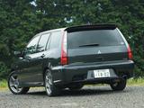 Mitsubishi Lancer Cedia Wagon Ralliart 2000–03 wallpapers