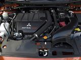 Mitsubishi Lancer Sportback Ralliart UK-spec 2008 wallpapers