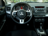 Mitsubishi Lancer Ralliart 2008 wallpapers
