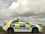 Mitsubishi Lancer Sportback Police 2008 wallpapers