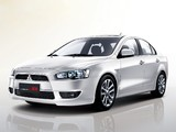 Mitsubishi Lancer EX CN-spec 2009 wallpapers