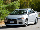 Mitsubishi Lancer SE US-spec 2012 wallpapers