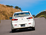 Mitsubishi Lancer iO TW-spec 2012 wallpapers