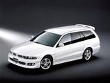 Mitsubishi Legnum 1996–2002 photos