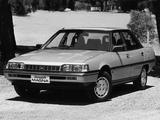 Mitsubishi Magna (TN) 1985–91 wallpapers