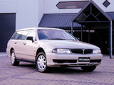 Mitsubishi Magna Wagon (TH) 1999–2000 pictures