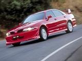 Photos of Mitsubishi Magna Ralliart 1996–2000