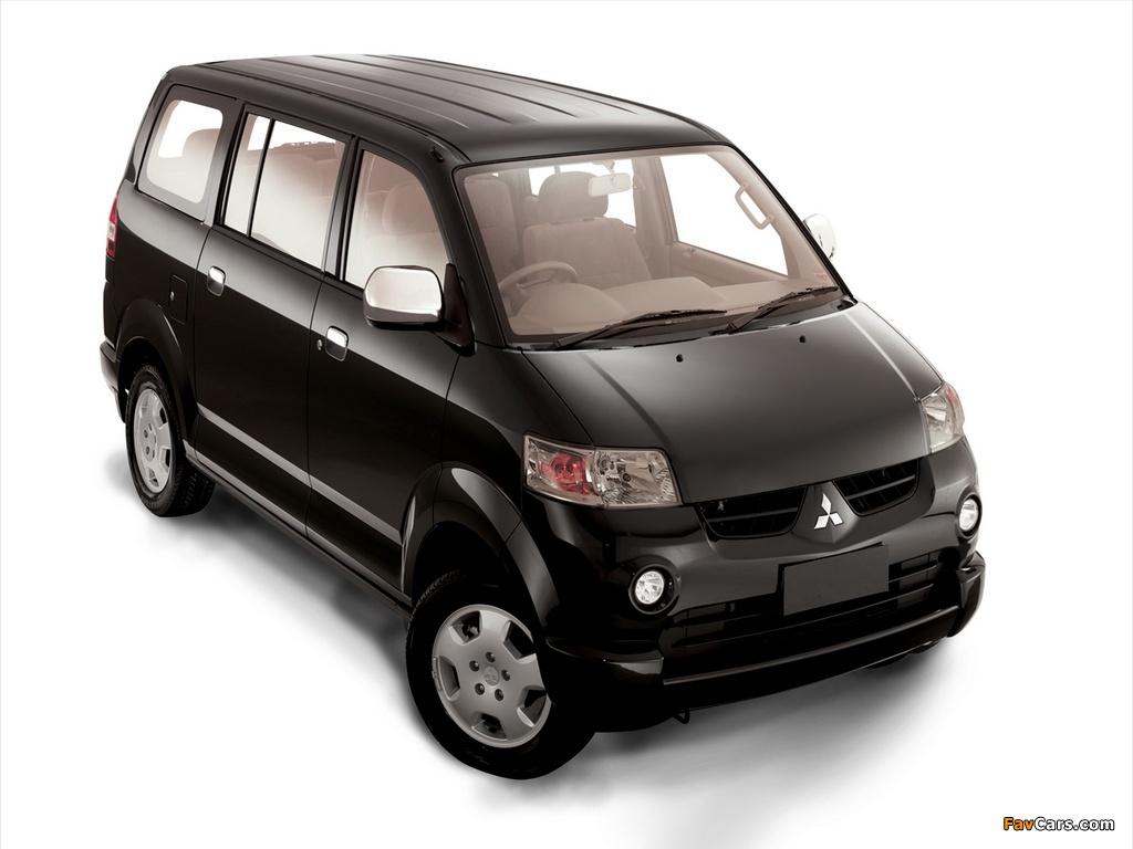 Images of Mitsubishi Maven 2005 (1024 x 768)