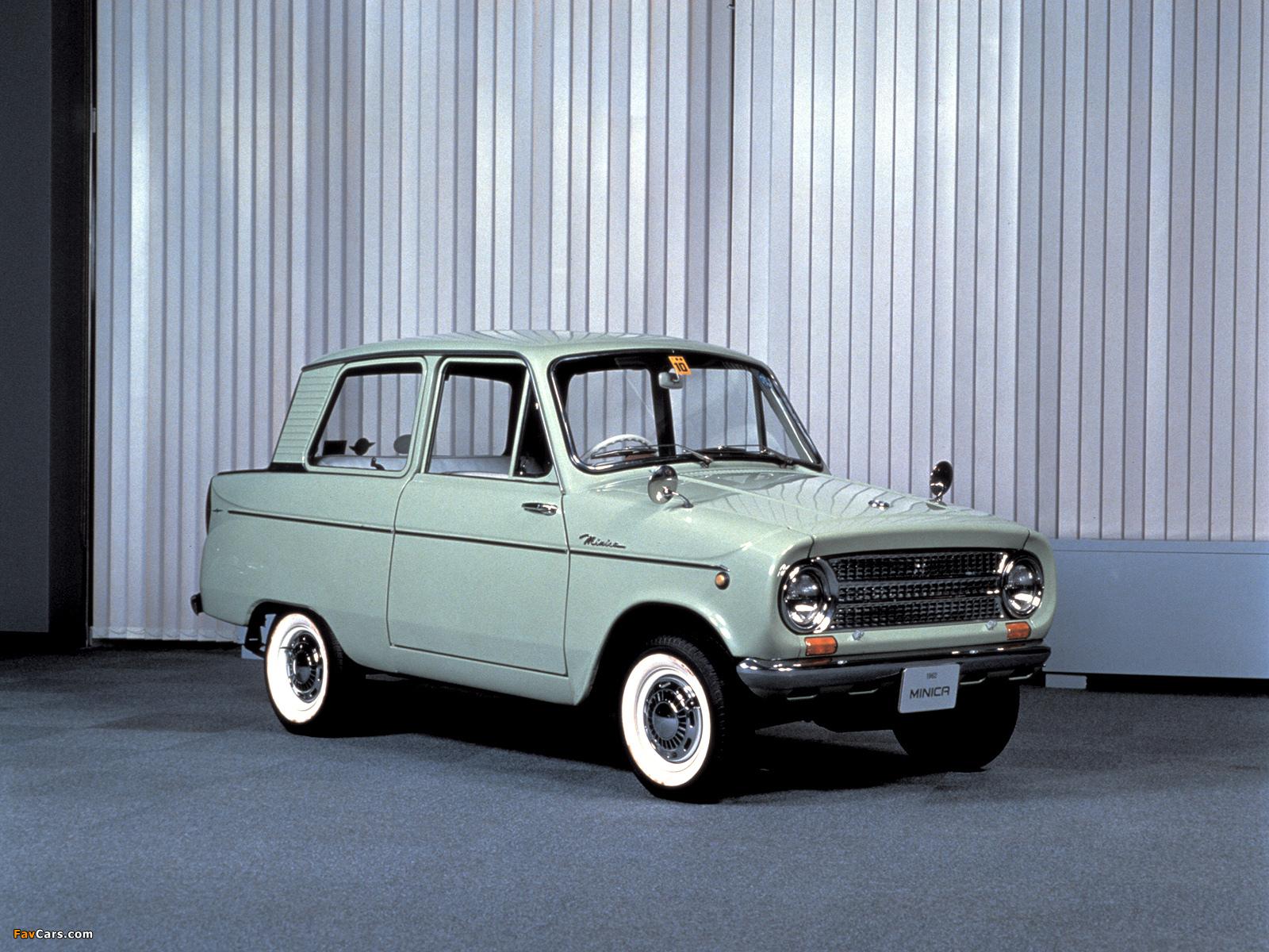 Mitsubishi Minica 1962–69 images (1600 x 1200)