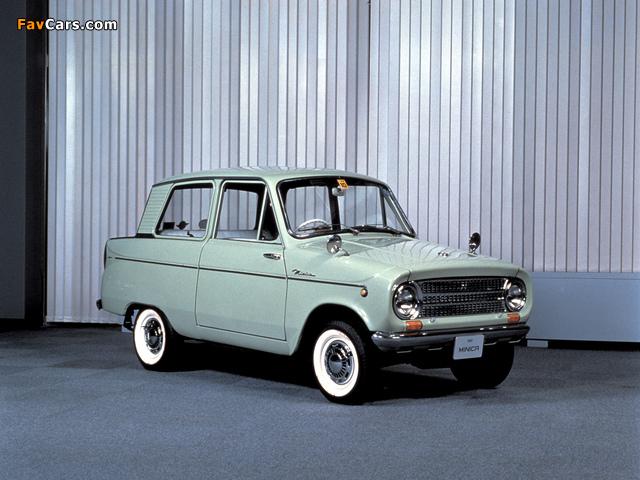 Mitsubishi Minica 1962–69 images (640 x 480)
