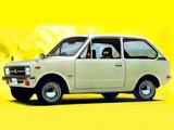 Mitsubishi Minica 1969–72 images