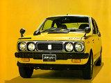 Mitsubishi Minica Skipper GT 1971–74 wallpapers