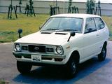 Mitsubishi Minica F4 1972–76 pictures