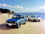 Mitsubishi Minica 5 1976–77 pictures