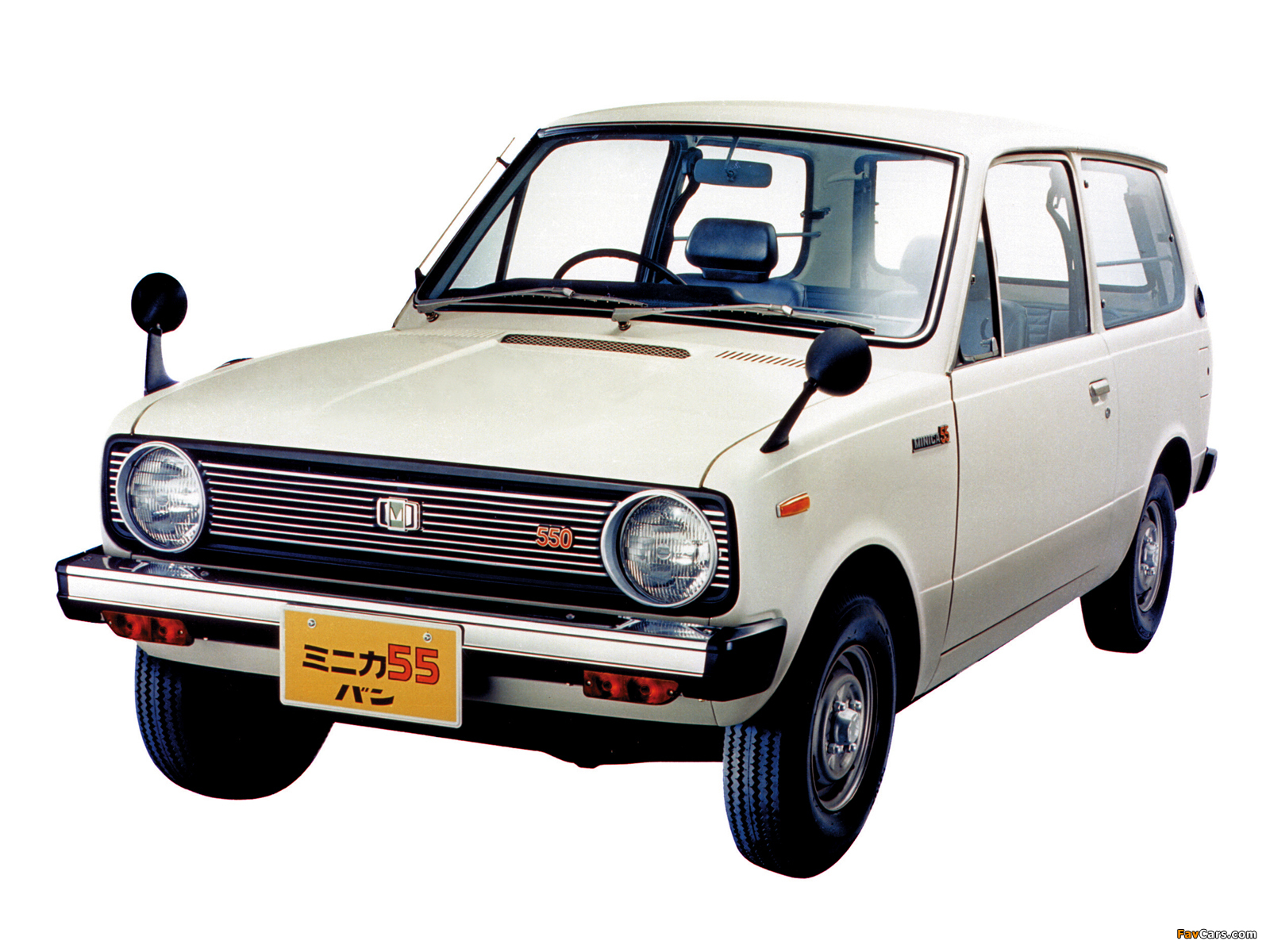 Mitsubishi Minica 55 Van 1977–81 photos (1600 x 1200)