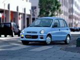 Mitsubishi Minica 1993–98 photos
