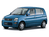 Mitsubishi Minica 5-door 1998 images