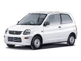 Mitsubishi Minica 3-door 1998 wallpapers