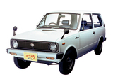 Photos of Mitsubishi Minica 5 Van 1976–77