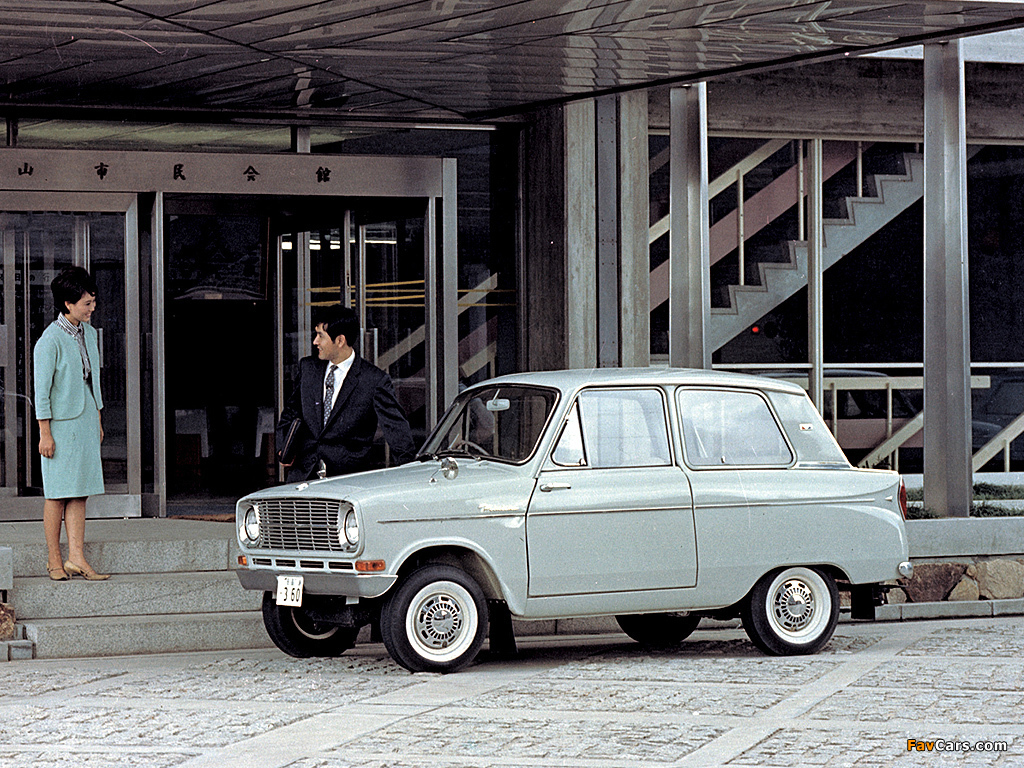 Pictures of Mitsubishi Minica 1962–69 (1024 x 768)