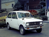 Pictures of Mitsubishi Minica 1969–72