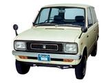 Pictures of Mitsubishi Minica 73 Van 1972–73