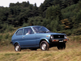 Pictures of Mitsubishi Minica 5 1976–77