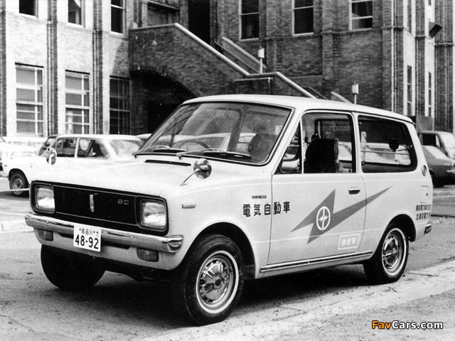 Mitsubishi Minica Van EV 1971 wallpapers (640 x 480)