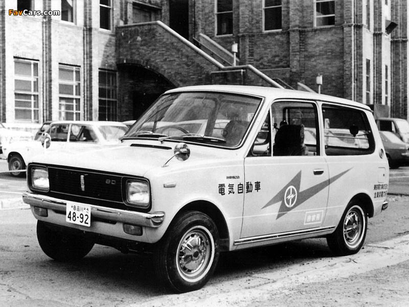 Mitsubishi Minica Van EV 1971 wallpapers (800 x 600)
