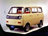 Mitsubishi Minicab EL Van 1968–76 photos