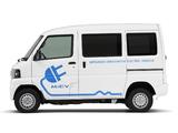 Mitsubishi Minicab MiEV 2011 photos
