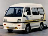 Photos of Mitsubishi Minicab EV 1989