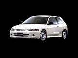 Images of Mitsubishi Mirage RS (CJ4A) 1995–2000