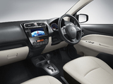Images of Mitsubishi Mirage 2012