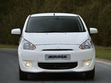 Images of Mitsubishi Mirage UK-spec 2013