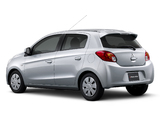 Photos of Mitsubishi Mirage 2012