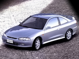 Mitsubishi Mirage Asti RX (CJ4A) 1995–97 wallpapers