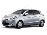 Mitsubishi Mirage 2012 wallpapers