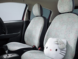 Mitsubishi Mirage Hello Kitty 2013 wallpapers