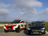 Images of Mitsubishi Racing Lancer & Lancer Evolution X 2008