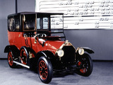 Photos of Mitsubishi Model A 1917–21
