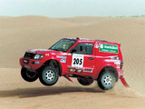 Images of Mitsubishi Pajero/Montero Super Production Cross-Country Car 2002