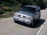 Mitsubishi Montero 3-door 1999–2006 photos