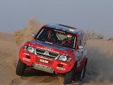 Mitsubishi Pajero/Montero Super Production Cross-Country Car 2002 photos