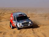 Mitsubishi Pajero/Montero Rally (III) images