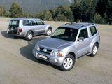 Mitsubishi Montero images