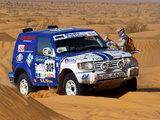 Pictures of Mitsubishi Pajero/Montero Rally-Car