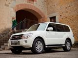 Pictures of Mitsubishi Montero 5-door 2011